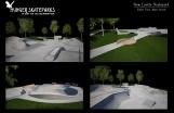 New Castle Skatepark, Indiana Build 2017