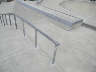 Carmel Skatepark, Indiana