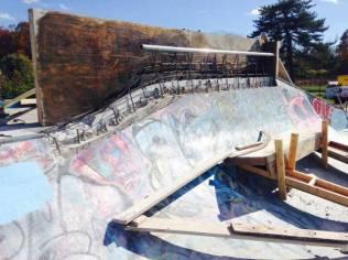 Extension Indy Skatepark- Build