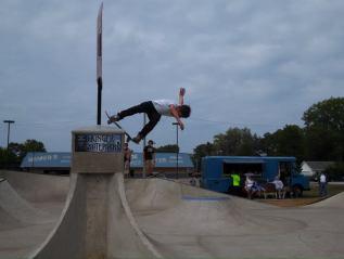 Peru Skatepark, Indiana