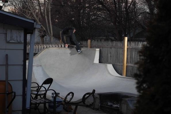Indianapolis Backyard