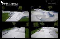 Martinsville Skatepark, Indiana