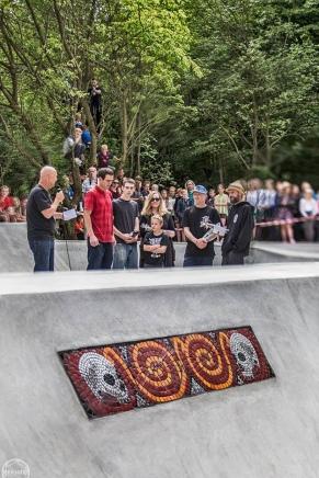 Mosaic-Skørping Skatepark