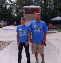 Peru Skatepark Founders Seth and Steve Anderson