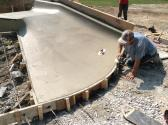 Winamac Skatepark Build, Indiana
