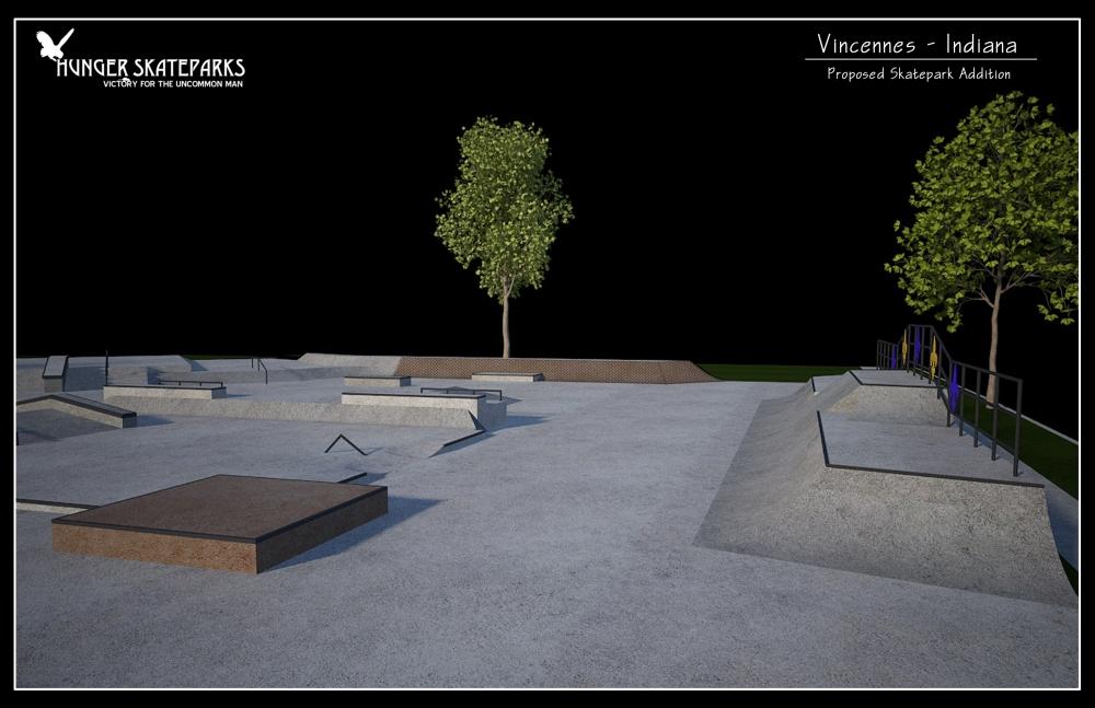 VincennesSkateparkRehabQuarter
