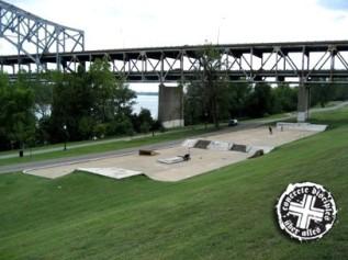 New Albany, Indiana Skate SculpturePark