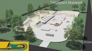 Bloomington, Indiana SwitchyardSkatepark