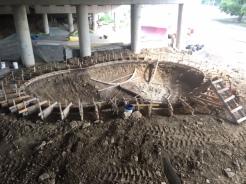 Newport, KY Bridge Build 2017