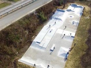 Tahlequah, Oklahoma SkateparkRehab
