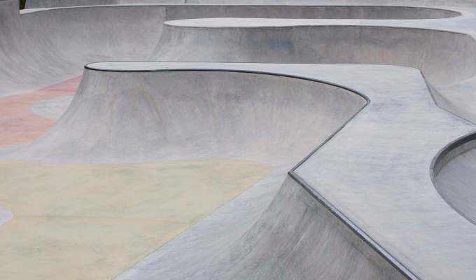 Columbus, Indiana is getting a new skatepark designed by Janne Saario