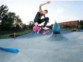 Breslin Skate Spot- Louisville,Kentucky
