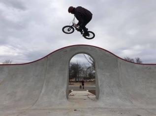 Jenks, Oklahoma Skatepark