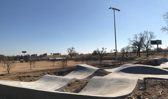 Punk Track- Jenks,Oklahoma