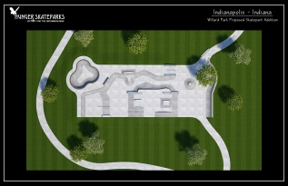 Willard Park, Indianapolis