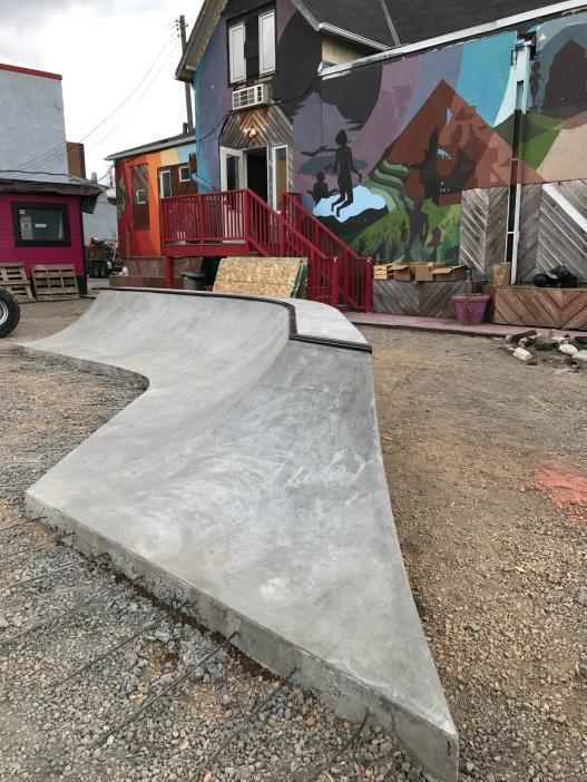 Juxta Skate Plaza