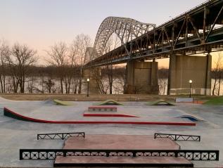 New Albany Flow Park-                                                                                    New Albany,Indiana