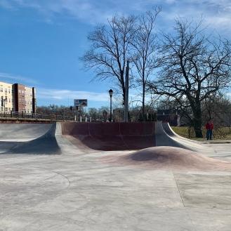 Kokomo Skatepark Radial Jersey Barrior