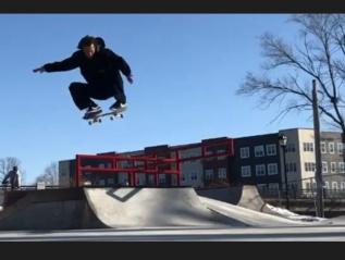 Foster Park Skatepark- Kokomo,Indiana