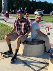 Auburn Opening Day Ryan And Bart