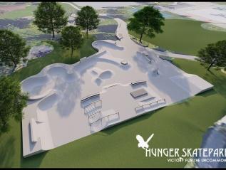 Fall Build: Willard Park Skatepark- Indianapolis,Indiana