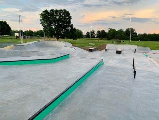 Northeast Skatepark- Greenwood,Indiana